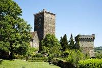 les tours de st laurent, tours medievales atelier musee jean lurçat