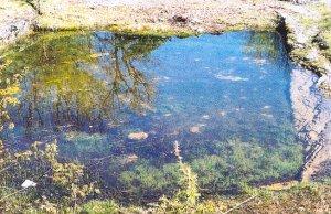 Lac de St Namphaise