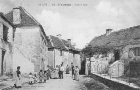 SaintCernin Grande Rue