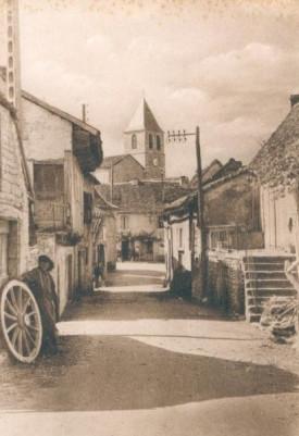 SaintCernin Rue