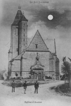Assier Eglise