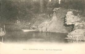 Lac Padirac